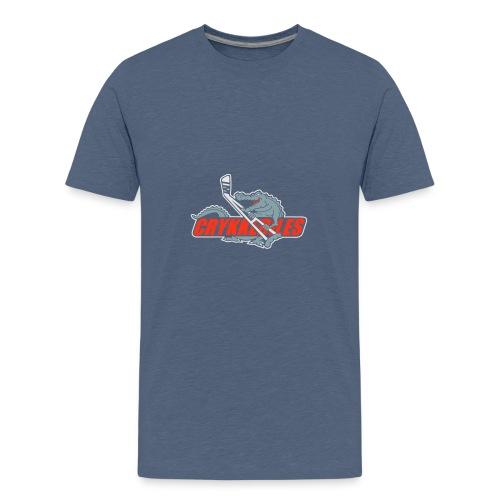 crykkedilescs - Teenager premium T-shirt