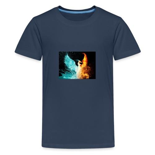 Elemental phoenix - Teenage Premium T-Shirt