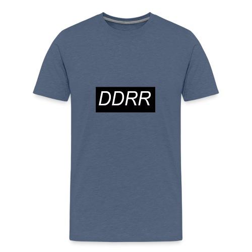 DDRR Logo - Camiseta premium adolescente