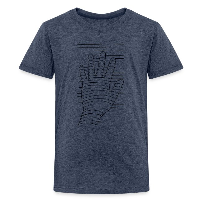 Eigene Hand