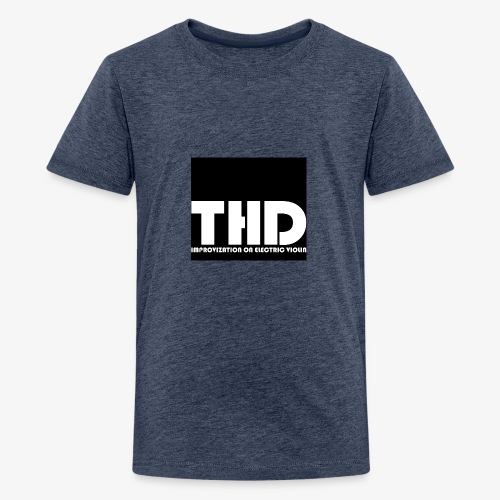 THREE DEUCES LOGO - Teenager Premium T-Shirt