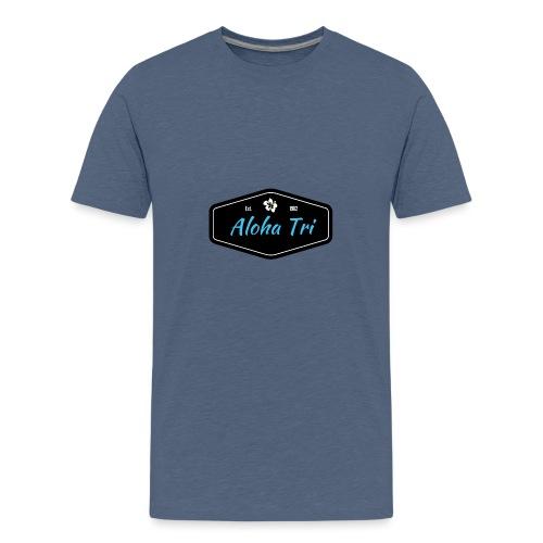 Aloha Tri Ltd. - Teenage Premium T-Shirt
