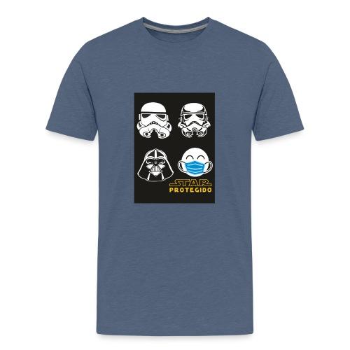 star PROTEGIDO 1 - Camiseta premium adolescente