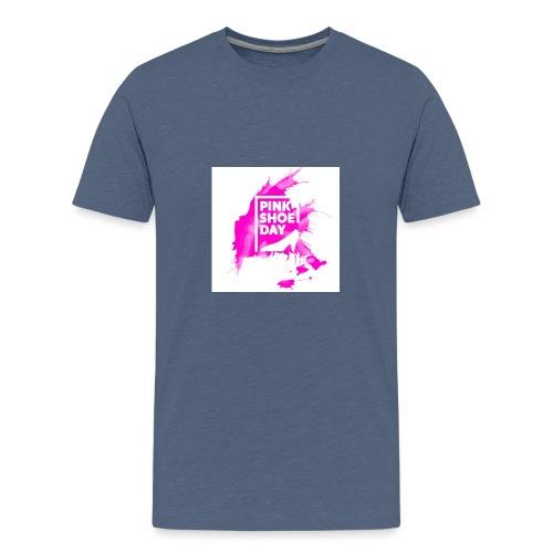 Pink Shoe Day - Teenager Premium T-Shirt