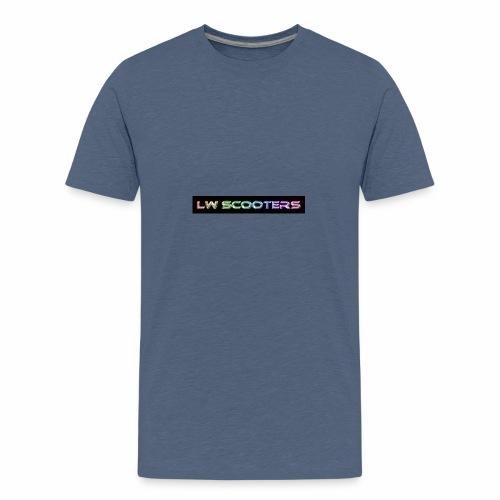 Lw Scooters hoodie - Teenage Premium T-Shirt