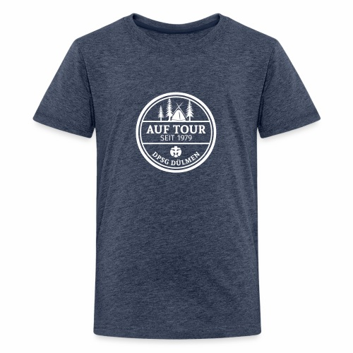 Auf Tour seit 1979 - Teenager Premium T-Shirt