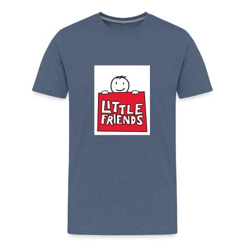 nene little friends - Camiseta premium adolescente