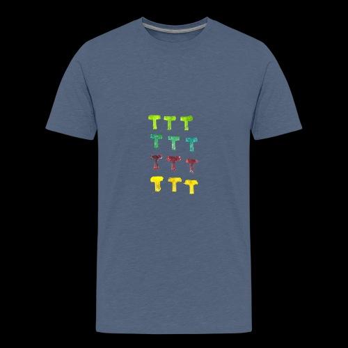 Original Color T BY TAiTO - Teinien premium t-paita