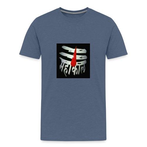 Mahakaaal - Teenage Premium T-Shirt