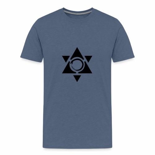 Cool clan symbol - Teenage Premium T-Shirt