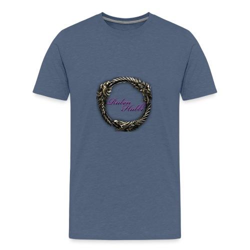 TESO Rubenhubbi Logo - Premium T-skjorte for tenåringer