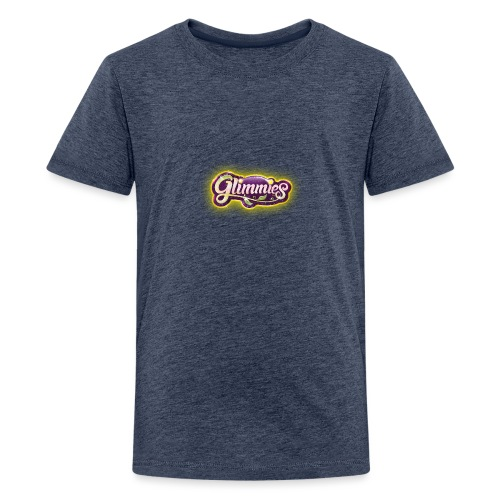 Glimmies Logo - Maglietta Premium per ragazzi