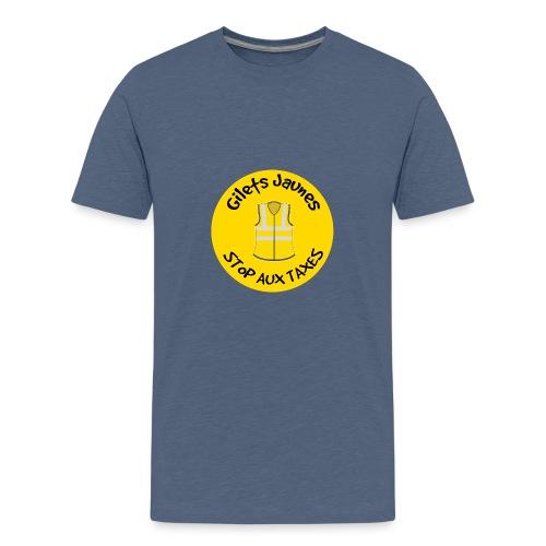 Stop Aux Taxes - T-shirt Premium Ado