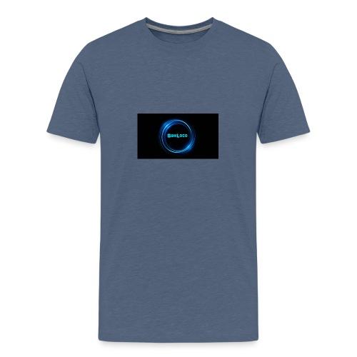 SamLocoClothing - Premium T-skjorte for tenåringer