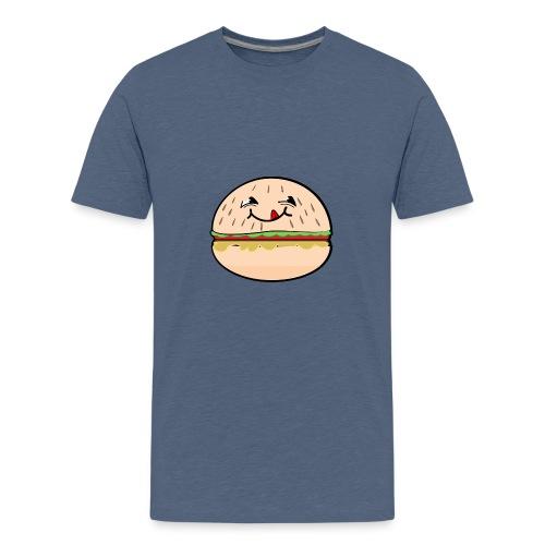 collection hamburger limité - T-shirt Premium Ado