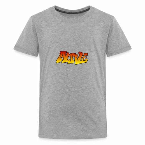 ALIVE CGI - Teenage Premium T-Shirt