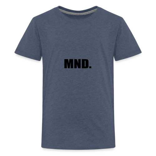 MND. - Teenager Premium T-shirt