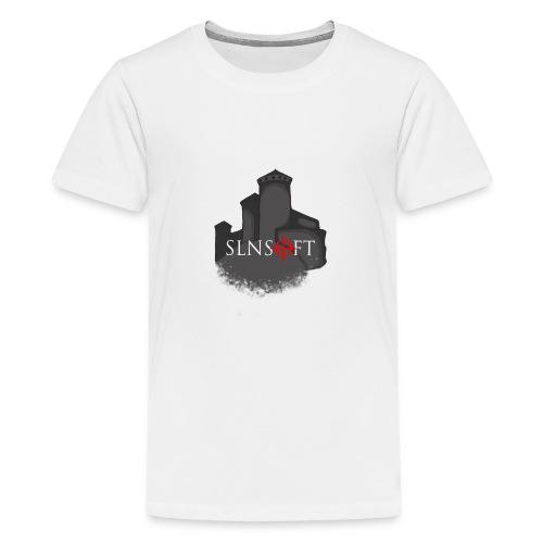 slnsoft - Teinien premium t-paita