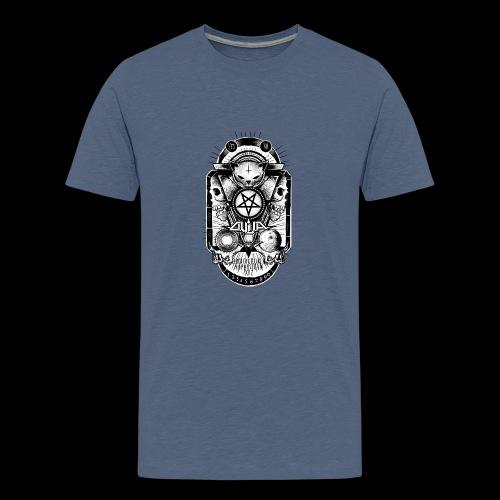 Logo Ouija complet - T-shirt Premium Ado