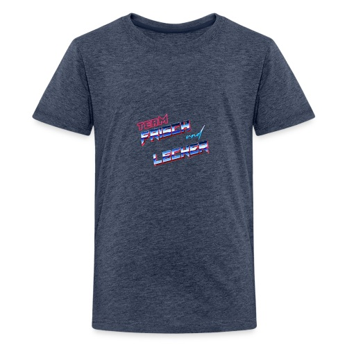 Frisch Lecker copy - Teenager Premium T-Shirt