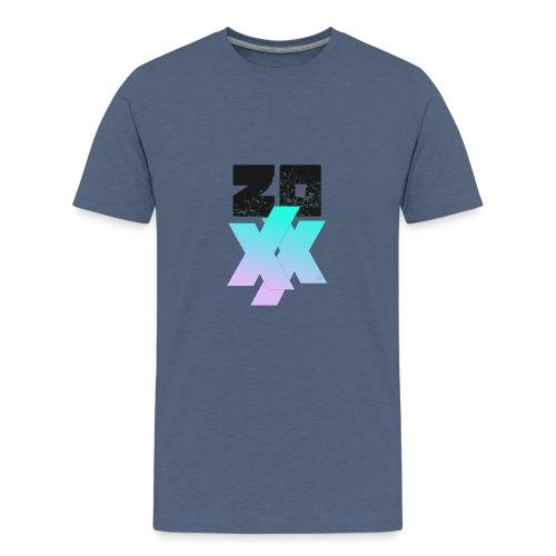 2020 - Teenage Premium T-Shirt