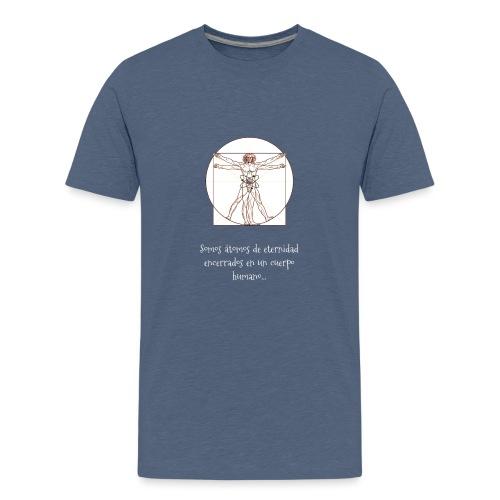 Vitru - Camiseta premium adolescente