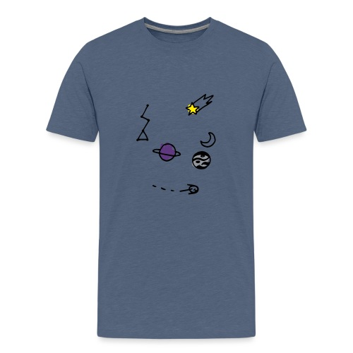 Universe - Teenager Premium T-shirt