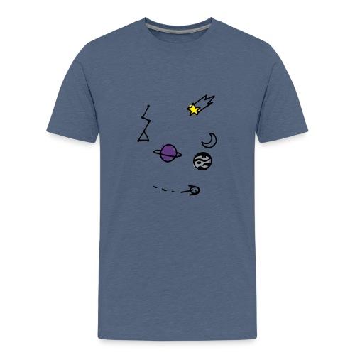 Universe - Teenager Premium T-shirt