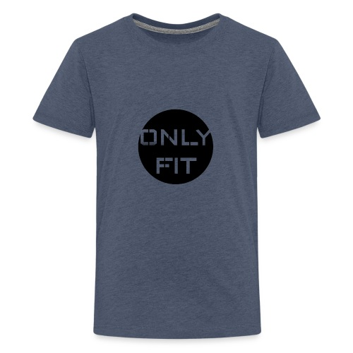 Only Fit Kreis Logo - Teenager Premium T-Shirt