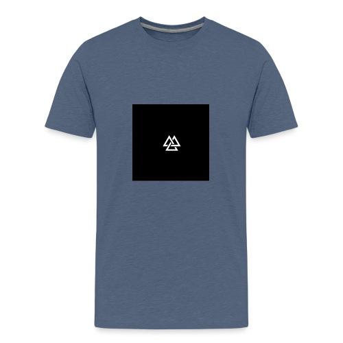 Its my logo for youtube - Teenage Premium T-Shirt