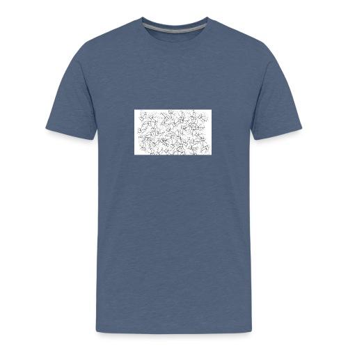 espinos - Camiseta premium adolescente