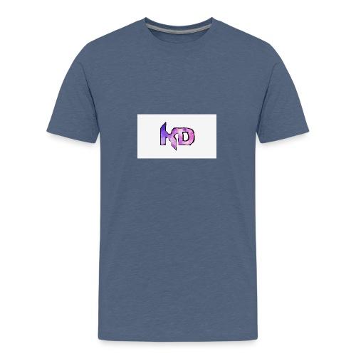 killerdanny04's logo - Teenage Premium T-Shirt