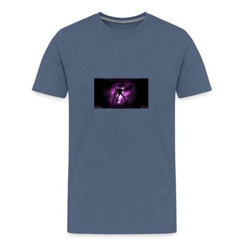 Cake sy LP Mech Enderman - Teenager Premium T-Shirt