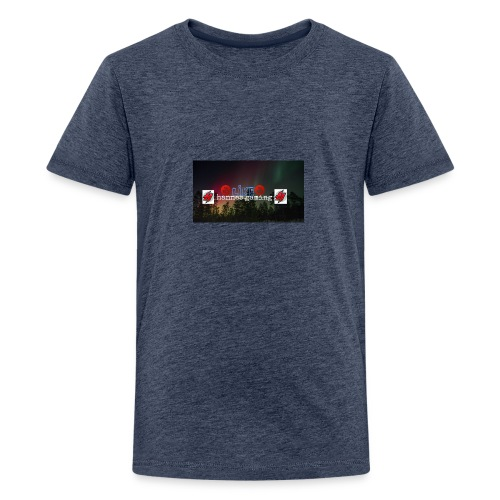 hannes gaming shirt - Teenager Premium T-shirt