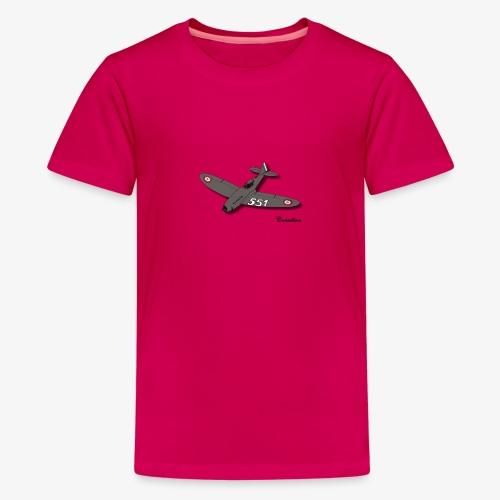 D551 - T-shirt Premium Ado