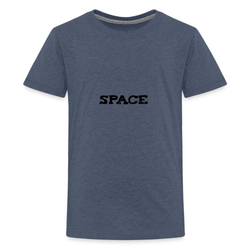 SPACE - Teenage Premium T-Shirt