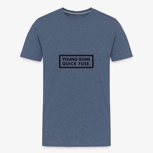 YGQF - Teenager Premium T-Shirt