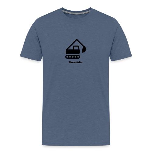 Baumeister - Teenager Premium T-Shirt