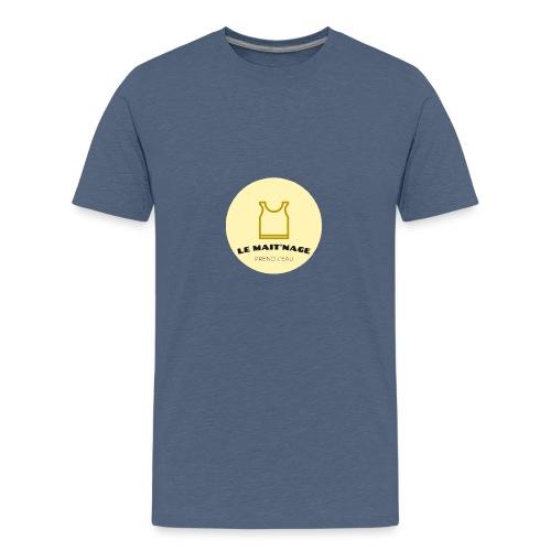 le Mait'Nage prend l'eau - T-shirt Premium Ado