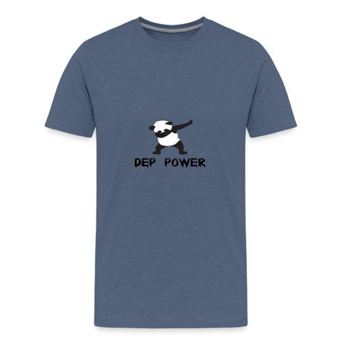 Dep Power kledij - Teenager Premium T-shirt