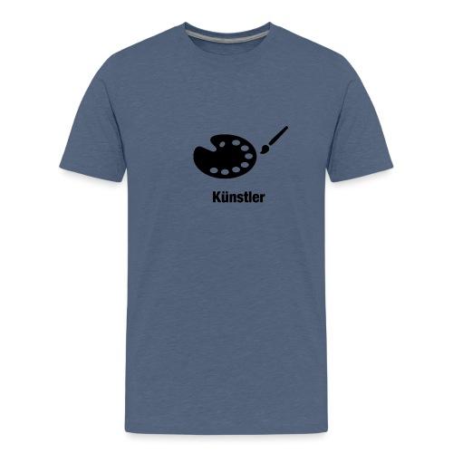 Künstler - Teenager Premium T-Shirt