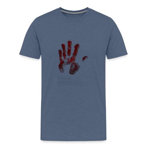 Hand - Teenager Premium T-Shirt