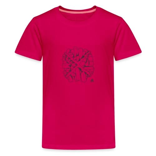 croix en perspective - T-shirt Premium Ado