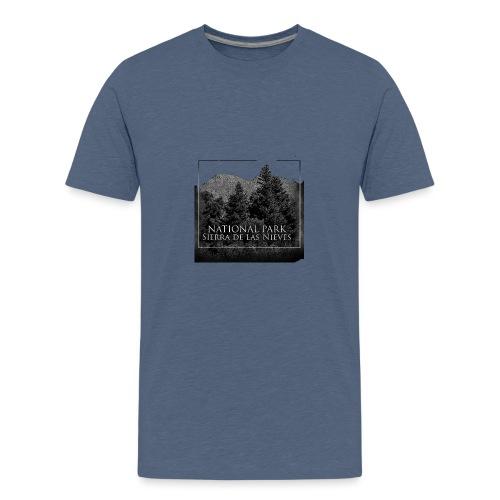 National Park Sierra de las Nieves - Camiseta premium adolescente