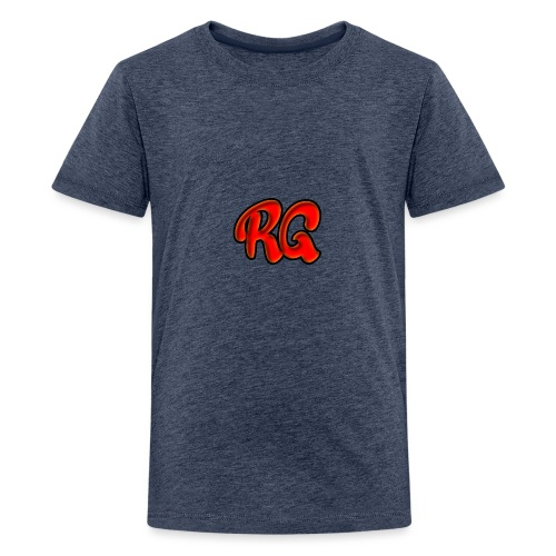 Rik Gaming - Teenager Premium T-shirt