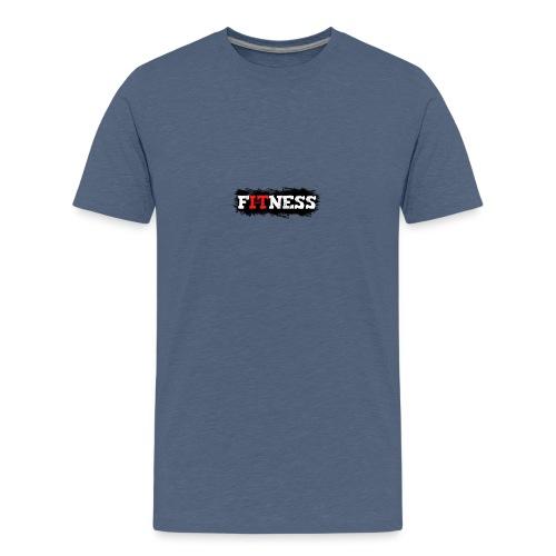 Fitness, Get It - Teenage Premium T-Shirt