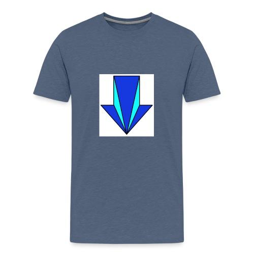 flecha - Camiseta premium adolescente