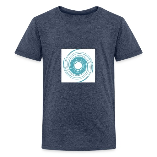 Swirl Jr. Merch - Teenage Premium T-Shirt