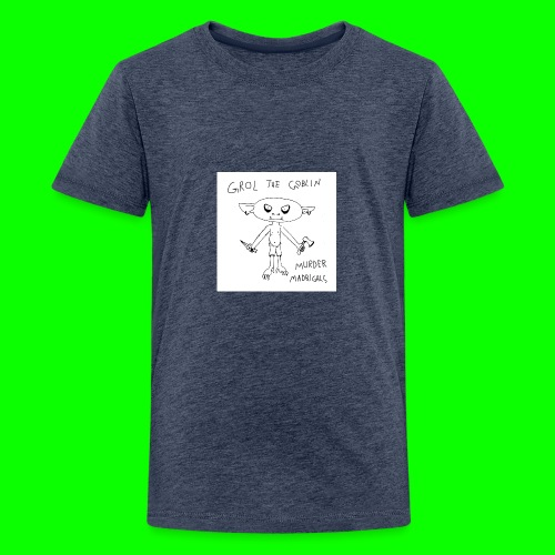 Murder Madrigals - Teenage Premium T-Shirt