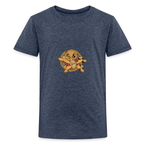 The skull - Teenage Premium T-Shirt